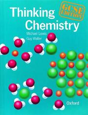 Cover of: Thinking Chemistry