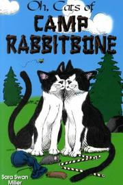 Cover of: Oh, cats of Camp Rabbitbone