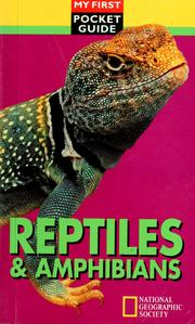 Cover of: Reptiles and amphibians