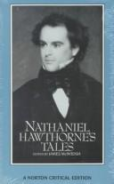 Cover of: Hawthorne: Nathaniel Hawthorne'S Tales (Cloth)