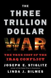 Cover of: The Three Trillion Dollar War