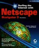 Cover of: Surfing the Internet with Netscape Navigator 3