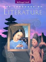 Cover of: Language of Literature 10th Grade