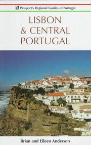 Cover of: Lisbon & central Portugal