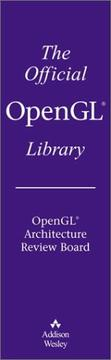 Cover of: OpenGL  Boxed Set