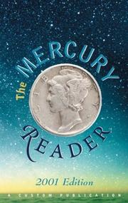 Cover of: The Mercury Reader, 2002 Edition (from Pearson Custom Publishing)