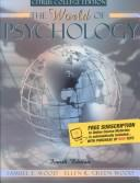 Cover of: The Citrus College Edition of the World of Psychology