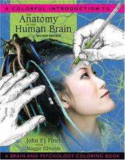 Cover of: A Colorful Introduction to the Anatomy of the Human Brain