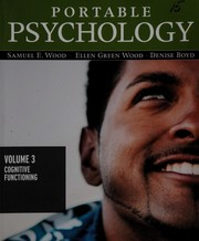 Cover of: Portable psychology