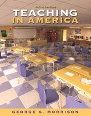 Cover of: Teaching In America (5th Edition) (MyEducationLab Series)