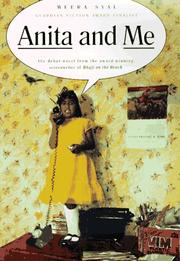 Cover of: Anita and me