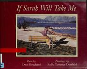 Cover of: If Sarah will take me