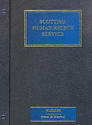 Cover of: Greens Scottish Human Rights Service