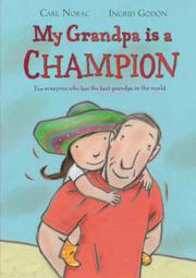 Cover of: My Grandpa Is a Champion