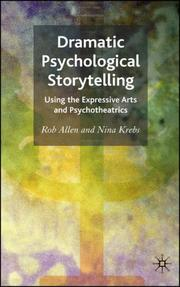 Cover of: Dramatic Psychological Storytelling