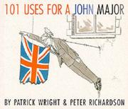 Cover of: 101 Uses for a John Major