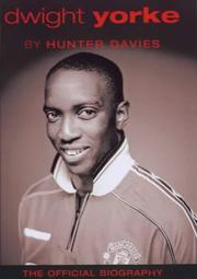 Cover of: Dwight Yorke