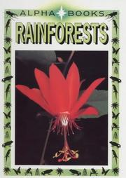 Cover of: Rainforests