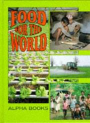Cover of: Food for the World