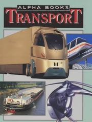 Cover of: Transport