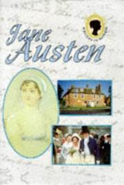 Cover of: Jane Austen (Writers in Britain)