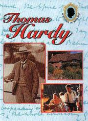 Cover of: Thomas Hardy (Writers in Britain)