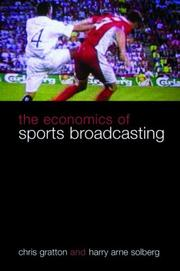 Cover of: The Economics of Sports Broadcasting