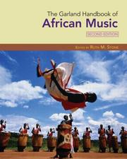 Cover of: Handbook of African Music