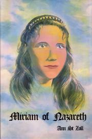 Cover of: Miriam of Nazareth