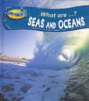 Cover of: Seas and Oceans (Take-off!: What Are...?)