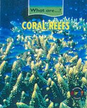 Cover of: What Are Coral Reefs? (What Are...?)