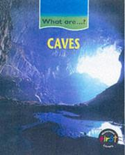 Cover of: Caves (What Are...?)