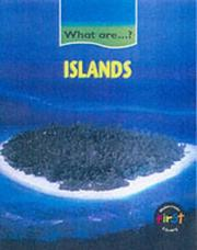 Cover of: Islands (What Are...?)