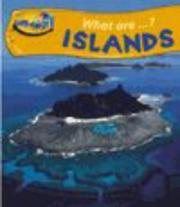 Cover of: Take-off! What Are Islands? (Take-off!: What Are?)
