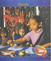 Cover of: My Divali (Festivals (Steck-Vaughn))