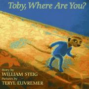 Cover of: Toby, where are you