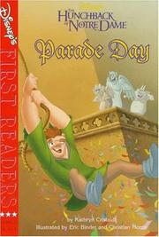 Cover of: Parade day