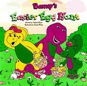 Cover of: Barney's Easter egg hunt