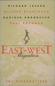 Cover of: East-West Migration