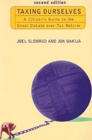 Cover of: Taxing Ourselves - 2nd Edition