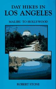 Cover of: Day hikes in Los Angeles: Malibu to Hollywood