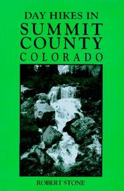 Cover of: Day hikes in Summit County, Colorado