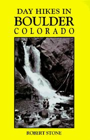 Cover of: Day hikes in Boulder, Colorado