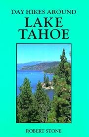 Cover of: Day hikes around Lake Tahoe
