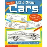 Cover of: Let's Draw Cars (Easy Steps)