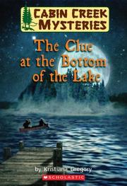 Cover of: Clue At The Bottom Of The Lake