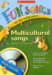 Cover of: Multicultural Songs (Fun Songs for the Early Years)