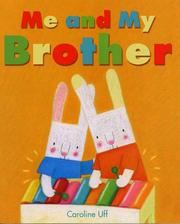 Cover of: Me and My Brother