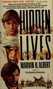 Cover of: Hidden Lives