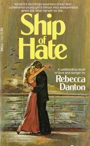 Cover of: Ship of Hate